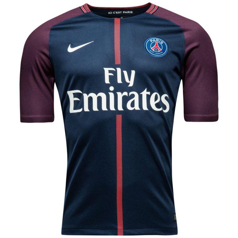 PSG-shirt-home-17-18