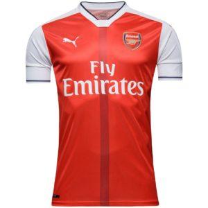 Arsenal-shirts-hjemme-2016-17